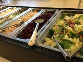 I love salad bars!